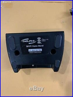 Delphi SA10000 XM Skyfi satellite radio Receiver Active Subscription