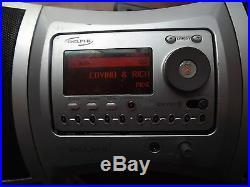 Delphi SA10000 XM satellite radio Receiver with BoomBox-LIFETIME SUBSCRIPTION