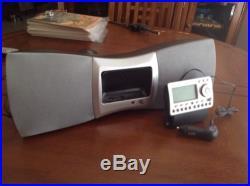 Delphi SKYFi2 SA10101 For XM Home Satellite Radio Receiver & Boom box