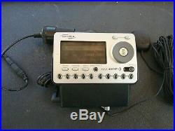 Delphi SKYFi SA10000 For XM Car & Home Satellite Radio Receiver Lifetime Sub