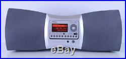 Delphi SKYFi SA10000 Sirius XM Sat Radio Receiver Boombox Lifetifetime Service