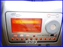 Delphi SkyFi SA10000 Sirius XM Satellite Receiver withACTIVE Subscription, Sports