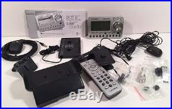 Delphi XM SKYFi2 SA10101 Satellite Radio Receiver, Remote, Car Cradle & More