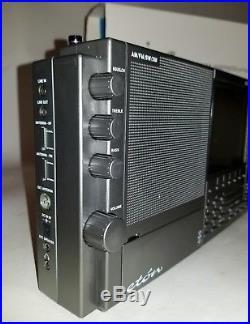ETON E1 XM/AM/FM/SWithSSB Ham Radio Original Box Good Serial Number Unit Free Ship