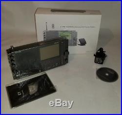 ETON E1 XM/AM/FM/SWithSSB Ham Radio Original Box USED Good Serial Number Unit