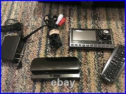 Erikson Sirius Satellite Radio Blaster SUBX1C Stereo with all Parts - Works great