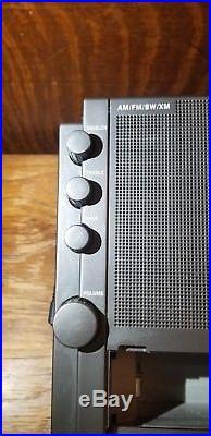 Eton E1 Satellite Radio AM/FM/SWithXM