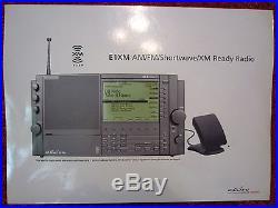Eton E1 XM-Ready For XM Home Satellite Shortwave Radio