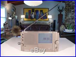 Eton E1 XM Satellite Radio Portable SW AM FM Ham ShortWave Short Wave Receiver