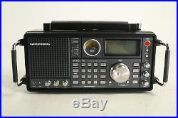 Eton Grundig Satellit 750 Ultimate AM/FM Stereo Receives Shortwave Aircraft Band