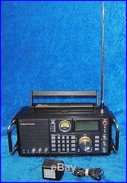 Eton Grundig Satellite 750 AM/FM-Stereo / Shortwave / Aircraft Band Radio with SSB