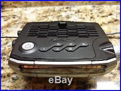 GRANDFATHERED ACTIVATED Xact XTR3 SIRIUS XM Radio WithCAR KIT + Remote+battery