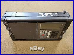 GRUNDIG Satellit 700 FM/AM/SWithMWithLW Portable World Receiver Radio