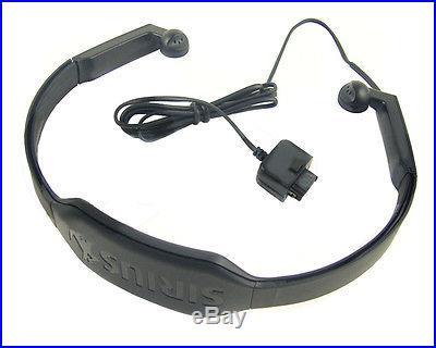 Genuine Original Sirius Stiletto Stilleto 2 SL2 SL10 SL100 Antenna Headset NEW