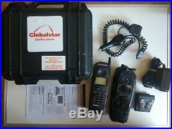 Globalstar Qualcomm GSP-1600 Tri-Mode Portable Phone