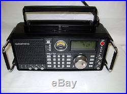 Grundig Satellit 750 Home Satellite Radio Receiver AM/FM Shortwave Sweet Cond