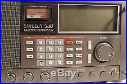 Grundig Satellite 800 Millennium Shortwave AM/FM Stereo Aircraft Band Radio