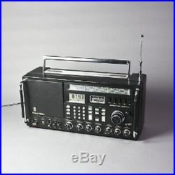 Grundig Weltempfänger Satelit 600+Bedienungsanleitung 1. Z