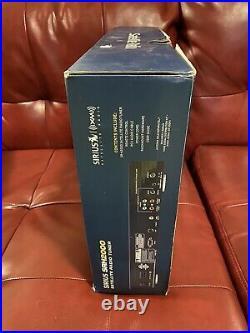 Home Sirius SR-H2000 Satellite Radio Receiver SRH2000 Never Used! Rare
