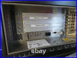 IDirect 1220 Universal Satellite Hub, Link to 4 Satellites, Unused New Surplus