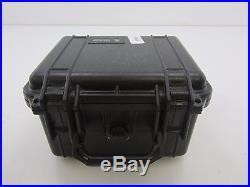 Iridium 9505A Satellite Phone with Power Adapter & Airtight Pelican Case
