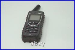 Iridium 9575 Extreme PTT Satellite Phone Excellent Working Condition Black G104