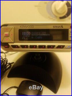 Kenwood Here 2 Anywhere Sirius Satellite Radio CON / Lifetime Subscription