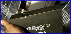 Kenwood KTC-SR902 SIRIUS SATELLITE RADIO TUNER with free subscription