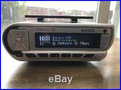 Kenwood Sirius Satellite XM Radio Car Antenna Power with LIFETIME SUBSCRIPTION