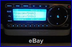 LIFETIME SERVICE SIRIUS ST4(A) Starmate Sirius radio with SXABB1 Boom Box