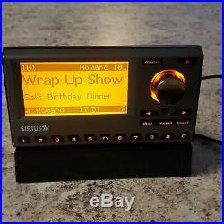 LIFETIME SUBSCRIPTION SIRIUS SPORTSTER 3 XM radio with Remote control EXTRAS