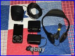 LIFETIME SUBSCRIPTION Sirius Stiletto 2 (SL2) & HOME Kit SL2PK1 & Headphones