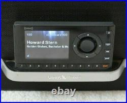 LIFETIME SUBSCRIPTION Sirius XM Docking Speaker SXABB1 Satellite Radio XDNX1