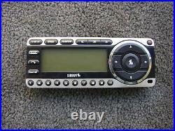 LIFETIME SUB Guaranteed+ SIRIUS ST4 satellite radio with Car kit, Remote