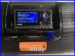 LIFETIME SUB Guaranteed+SIRIUS Sportster SP5 satellite radio WithBoombox+Remote