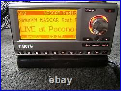 LIFETIME SUB Guaranteed+ SIRIUS Sportster SP-3 satellite radio with Home kit