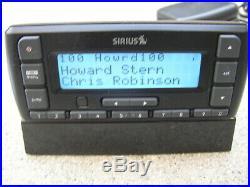 LIFETIME SUB Guaranteed+ SIRIUS Stratus Sv6 satellite radio with Home kit