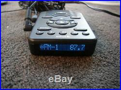 LIFETIME SUB Guaranteed+ SIRIUS Sv1 satellite radio with Car kit 87.7fm