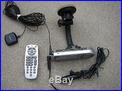 LIFETIME SUB Guaranteed+ SIRIUS Xtr8 satellite radio with Car kit 87.7fm