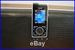 Lifetime Sirius XM Model SL100 & SL-BB1 Satellite Radio Receiver BOOMBOX