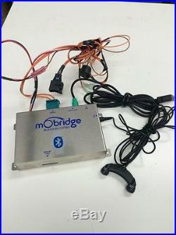 MObridge ABT2010 Fiber Optic iPod plus Bluetooth Kit 2008 E320 Mercedes BMW