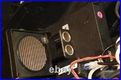 MSAT Mitsubishi Satellite Phone System Icom IC-F621 Radio Pelican Case