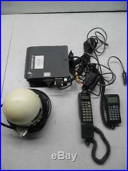 MSAT Satellite Phone System Mitsubishi Transceiver Unit TU200A MSAT DT-100