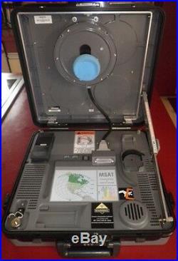 Mitsubishi ST150A MSAT Portable Satellite Phone System