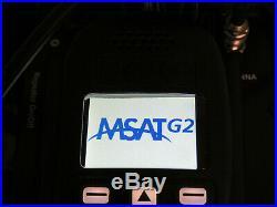 Msat G2 Complete System Mobile Satellite Radio D-250 Handset with Rugged Case