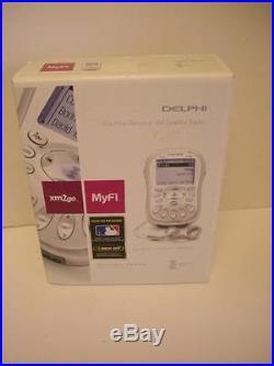 NEW Delphi MyFi For XM XM2GO Portable Home Auto Satellite Radio Receiver Sirius