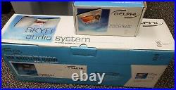 NEW Delphi SKYFi SiriusXM Satellite Radio Portable Audio System & Receiver