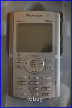 NEW Pioneer AirWave XM2Go Radio Receiver WithHome & Car Kits & Other Accessories