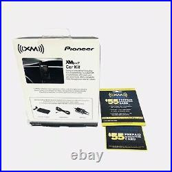 NEW Pioneer Vehicle kit Non powerconnect CD-XMPCAR1 for XMP3 & XMP3i