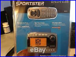 NEW SEALED Sirius Sportster SP-R1 Radio 2004 pre fcc +